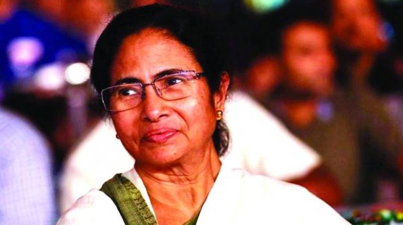 Banerjee made the comments at a rally in Serampore in Hooghly district against the backdrop of Modi's interview to actor Akshay Kumar aired by TV channels in which the prime minister mentioned her gifts to him. (Photo: File)
