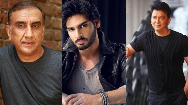 Things have now speeded for Ahan Shetty as Milan Luthria is roped in to direct the Sajid Nadiadwala production.