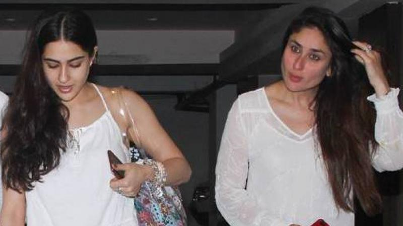 Kareena Kapoor Khan is all praise for Amrita Singh as mother