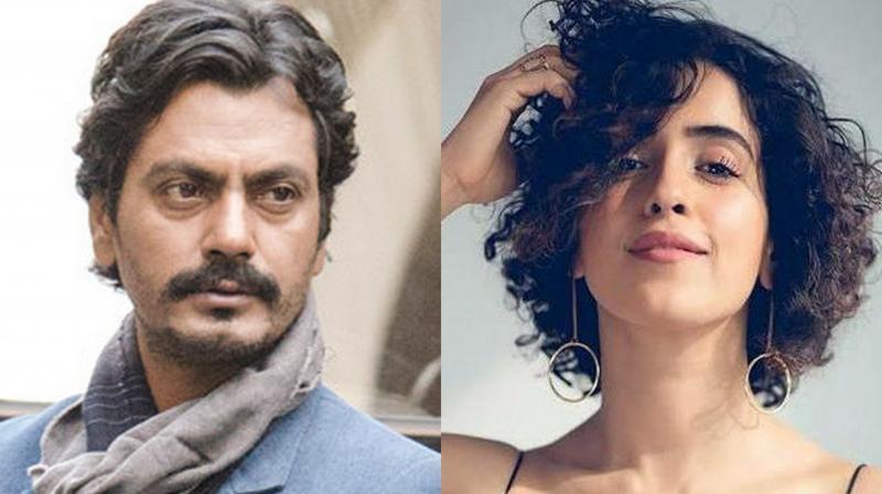 Sanya Malhotra and Nawazuddin Siddiqui.