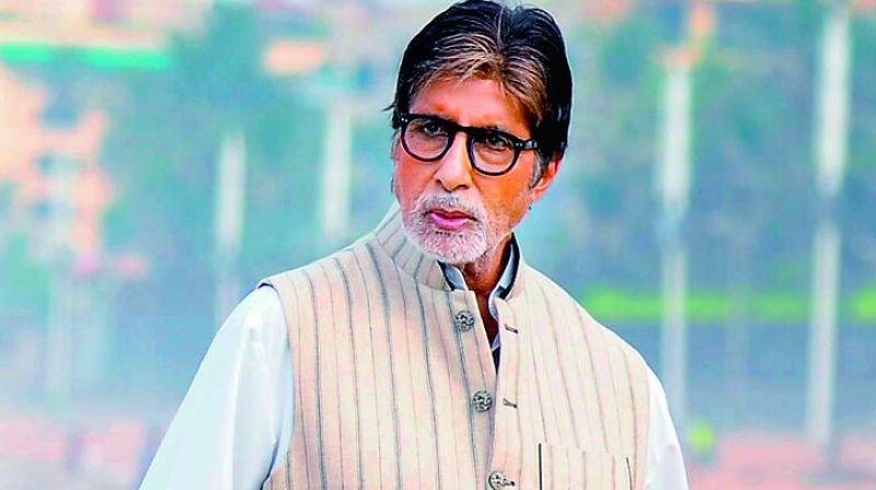 Amitabh Bachchan is a firm believer of crystals and keeps a Jade Angel as his good luck charm.