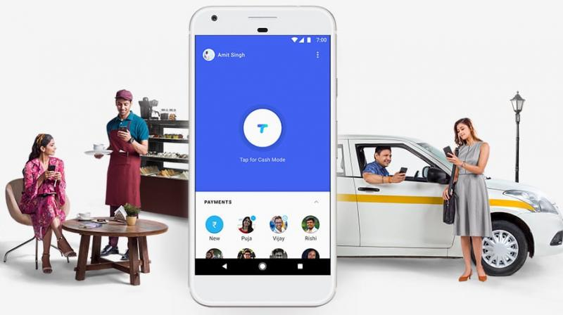 Google's Tez challenges rivals with mobile recharge, bill payment