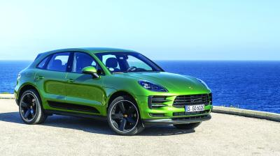The Macan pricing makes it a whole Rs 10.4 lakh cheaper than the outgoing model Macan Turbo and competes with the likes of the Audi Q5 and Jaguar F-Pace, among others.