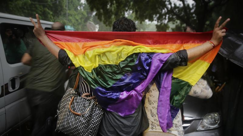 The Supreme Court had in 2013 restored Section 377, a British-era law that bans gay sex. (Photo: PTI)