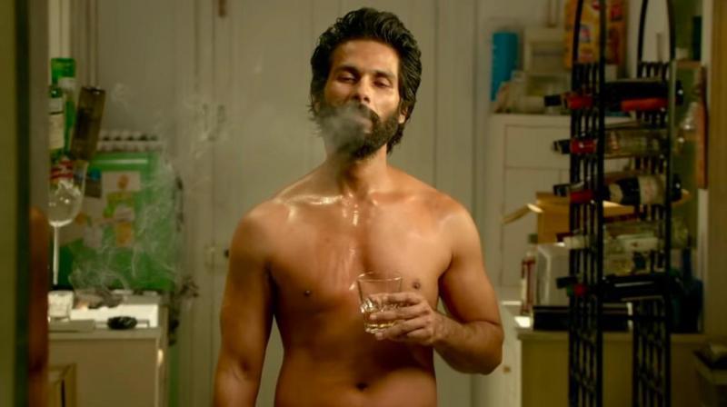 Kabir Singh teaser: Shahid Kapoor looks risky in love!