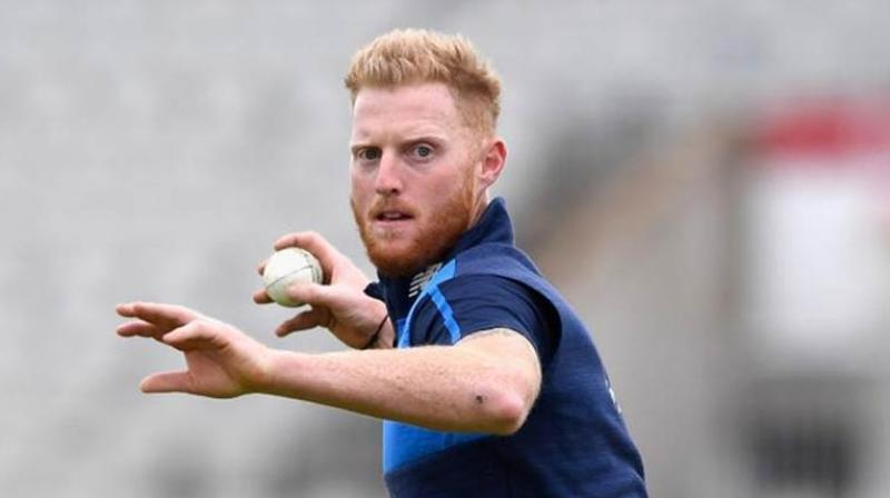 Injured Stokes in doubt for upcoming one-dayers