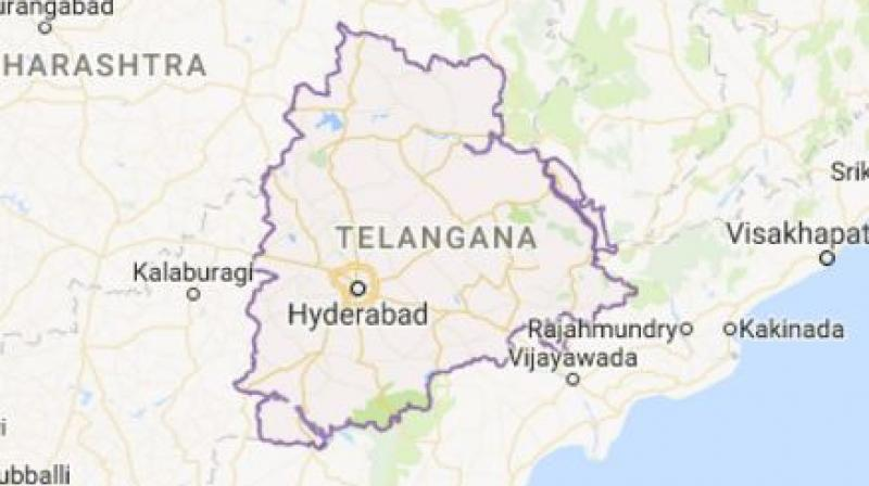 Where Is Hyderabad Located In India Map.Charminar Is Not In Telangana For Archaeological Survey Of India