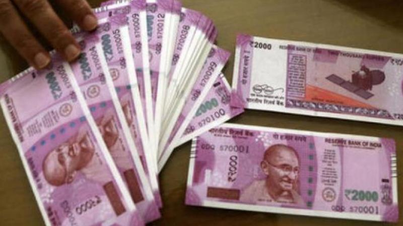 Rs 2,000 notes are new legal tender.