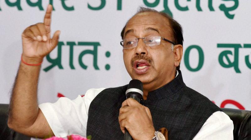 Sports Minister Vijay Goel said he would personally talk to the opposition to ensure the passage of the Bill. (Photo: PTI)