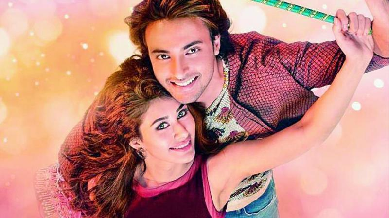 Loveratri is a love story happening during festivities of garba in Gujarat.