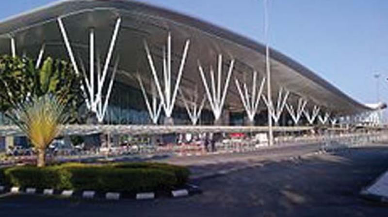 The Kempegowda International Airport (KIA)