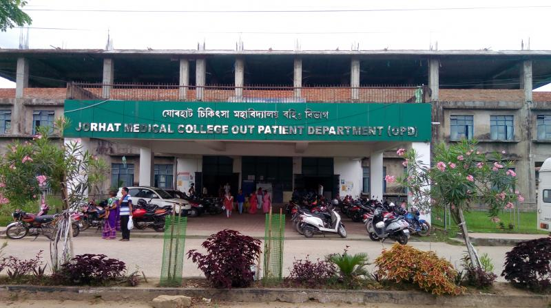Jorhat Medical College and Hospital has formed a six-member committee to probe the deaths. (Photo: Wikimedia Commons)