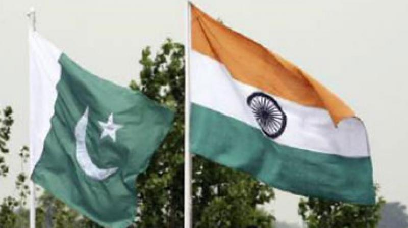 Pakistan, India all set for first ever joint military drills