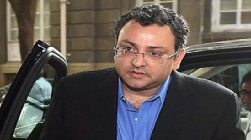 Former head of Tata Sons Cyrus Mistry (Photo: PTI)