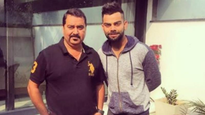 The 51-year-old further revealed that Kohli's favourite shot is flick. (Photo: Instagram/Virat Kohli)