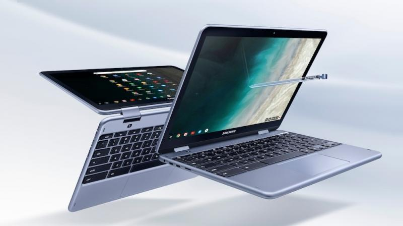 Samsung Delivers Chromebook Plus V2 Premium Chrome OS Convertible With Stowable Pen