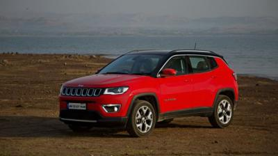 Jeep is currently offering the Compass with a finance benefit of EMIs starting from as low as Rs 30,000 at a 7.69 per cent interest rate.