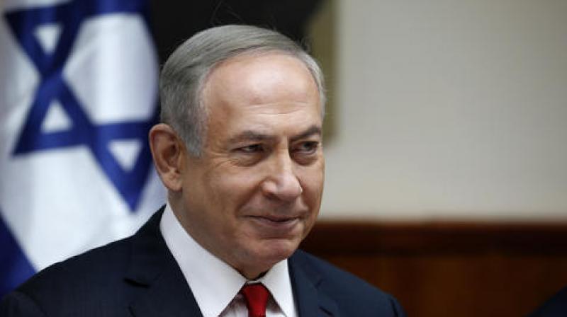 Israeli Prime Minister Benjamin Netanyahu. (Photo: AP)