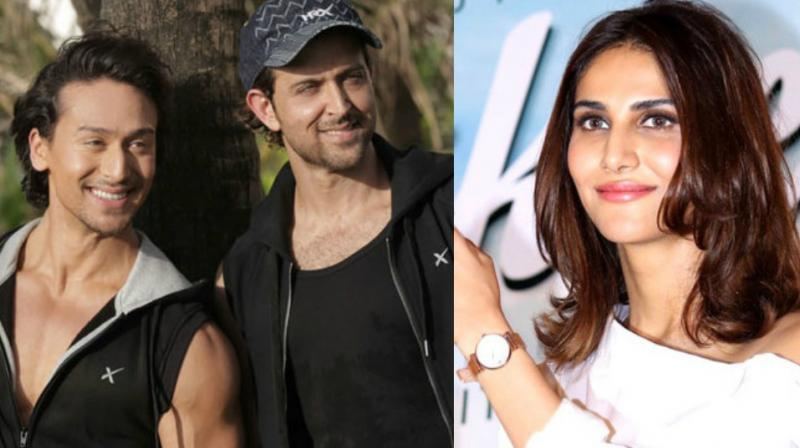 Tiger Shroff, Hrithik Roshan and Vaani Kapoor will all be working together for the first time.