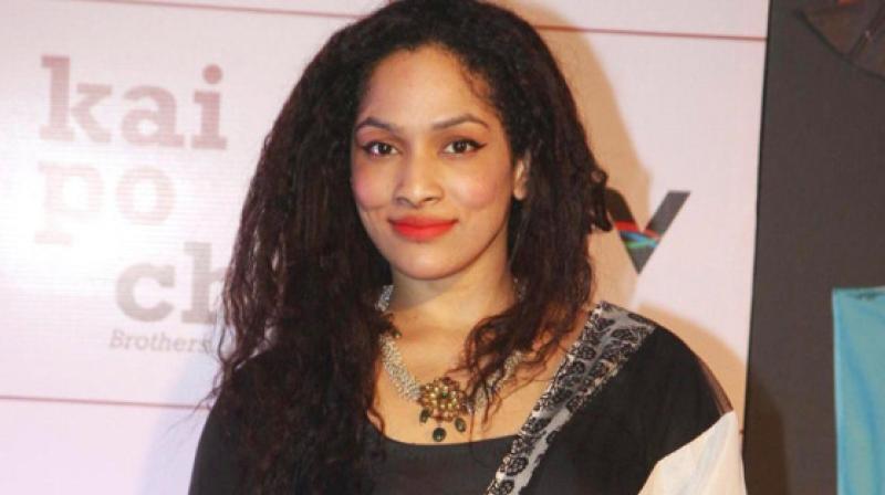 Masaba Mantena is married to Phantom Films' Madhu Mantena.