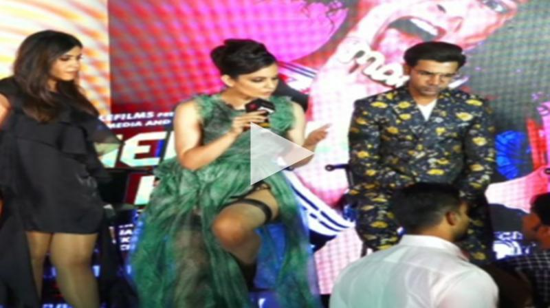 Kangana Ranaut gets into ugly fight with journalist at song launch event