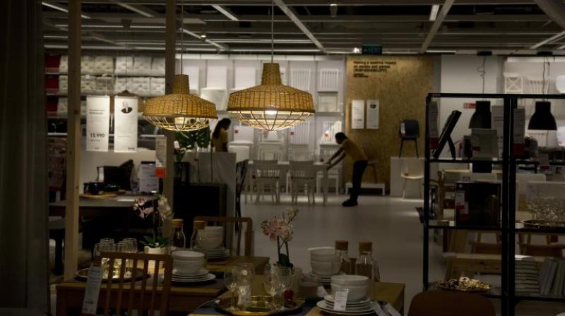 As Ikea Sets Its Foot In India Furniture And Food Go Desi At