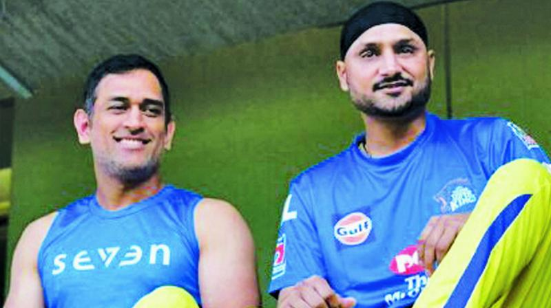 Harbhajan to play for CSK, will withdraw from The Hundred draft
