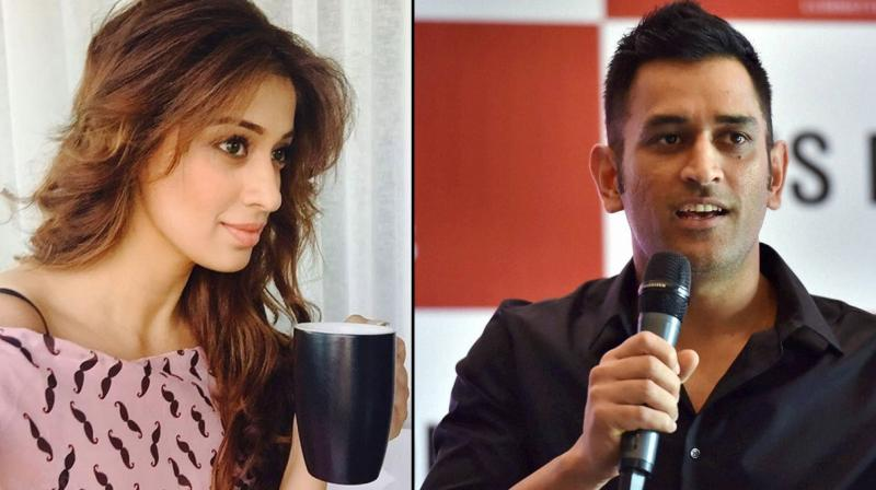 Like several link-ups between cricketers and actresses, Raai Laxmi and Mahendra Singh Dhoni were also linked many years ago.