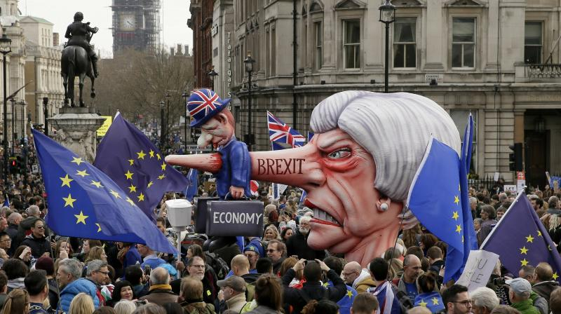 EU ready for no-deal Brexit: European Commission