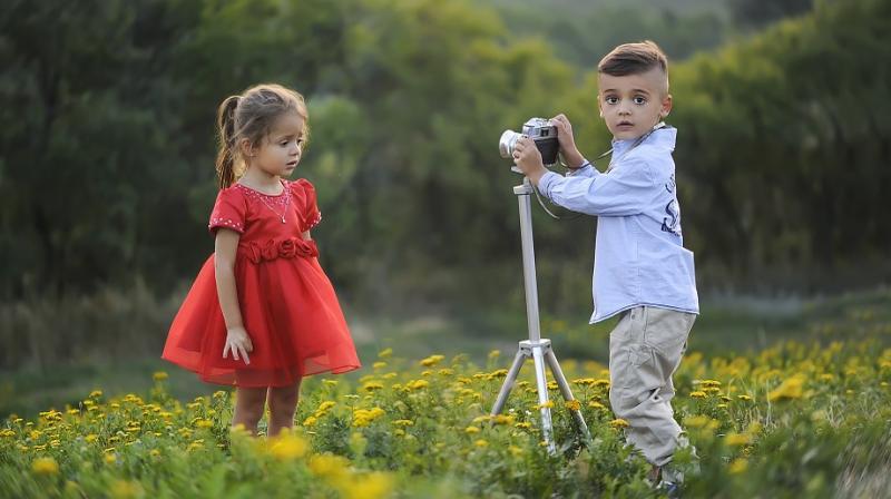 Best summer fashion online for children. (Photo: Pixabay)