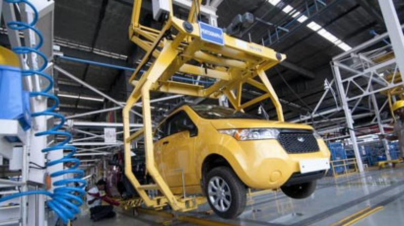 Industry slowdown forces Maruti to cut temporary workforce