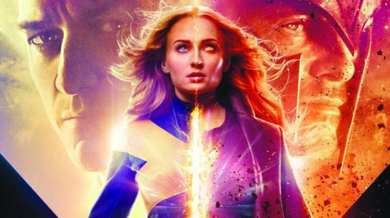 For all those who have watched Game of Thrones, Sophie Turner as Jean Grey is not a patch on Sansa Stark, the critically acclaimed character.