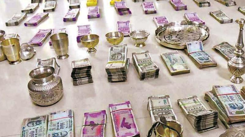 Former senior inspector Shahaji Jadhav, who had served with Thane police, is accused of having excess assets of Rs 41.65 lakh, which is 47 per cent more than his known sources of income. (Photo: Representational)