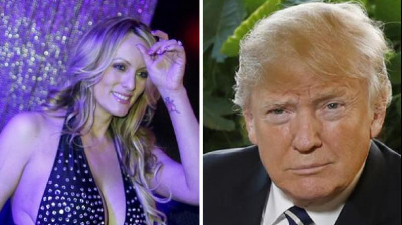 Judge awards Trump nearly $300,000 in Daniels defamation lawsuit