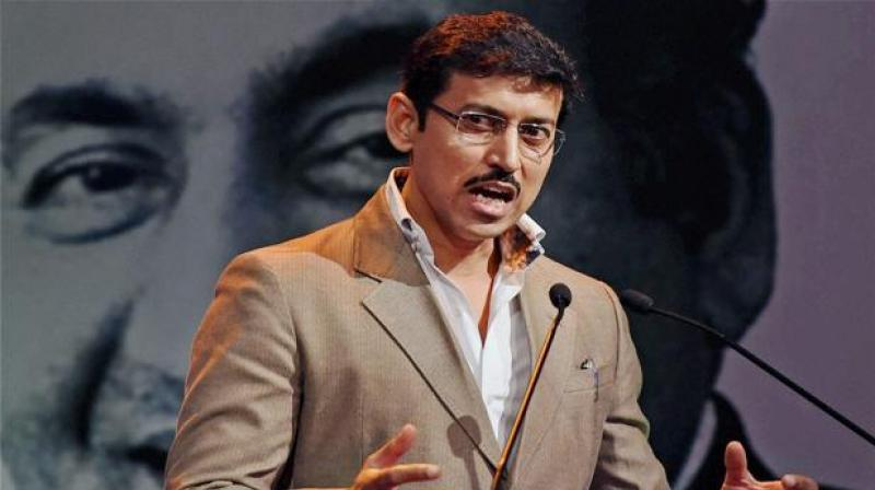 Image result for Col Rajyavardhan Rathore