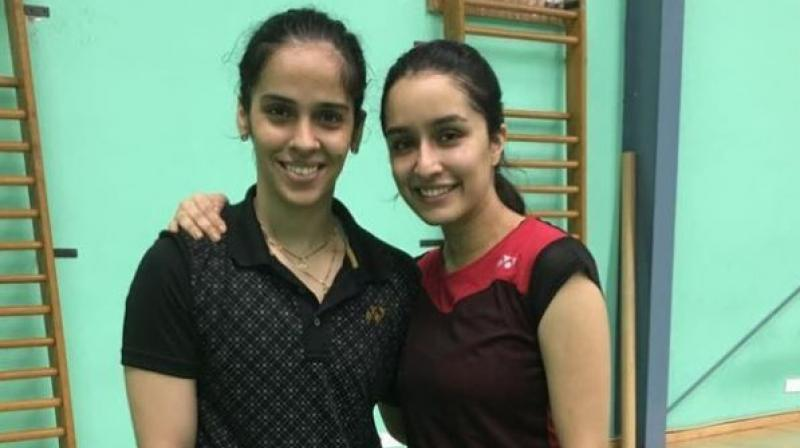 While knee injury tried to hamper her career, Saina, through resilience, continues to remain one of India's elite level badminton players, with more than 20 titles to her name.(Photo: Screengrab)