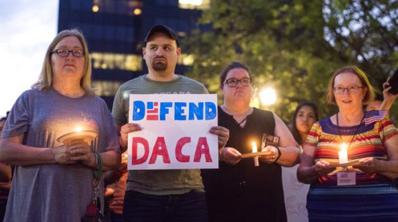 DACA recipients must meet several requirements, including having no criminal record. (Photo: AP)