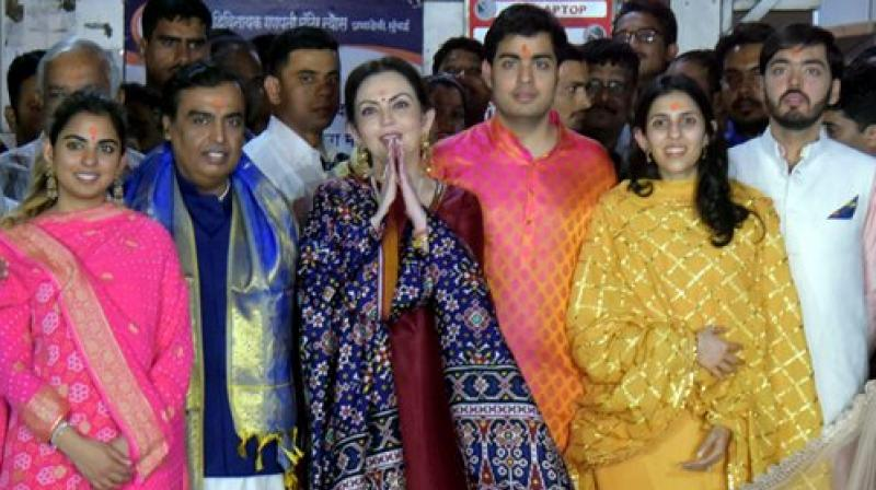 Mukesh Ambani's son Akash to Wednesday Shloka Mehta in December