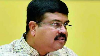 India will secure capital, world-class technology and implement any policy reforms needed to become an international energy leader, Petroleum minister Dharmendra Pradhan said at an energy conference in New Delhi. (Photo: File)
