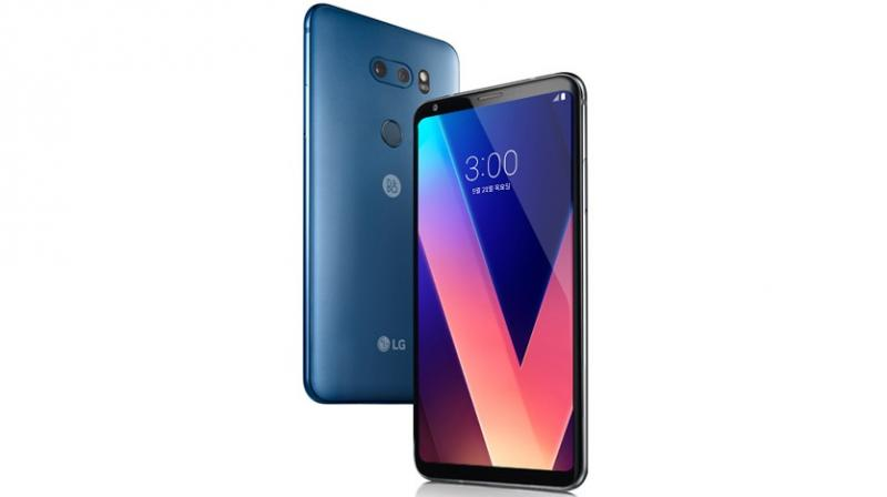 LG to Debut Upgraded V30 at MWC 2018