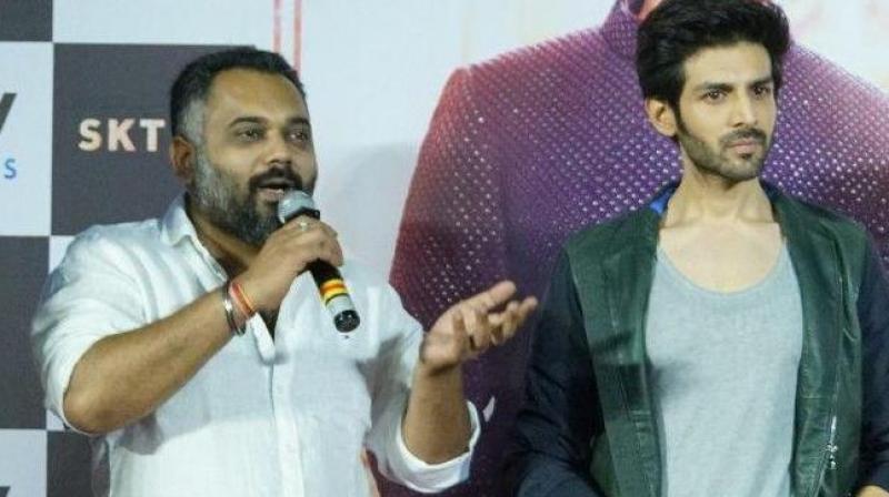 Kartik getting too big for his boots after SKTKS success? Mentor Luv Ranjan  reacts