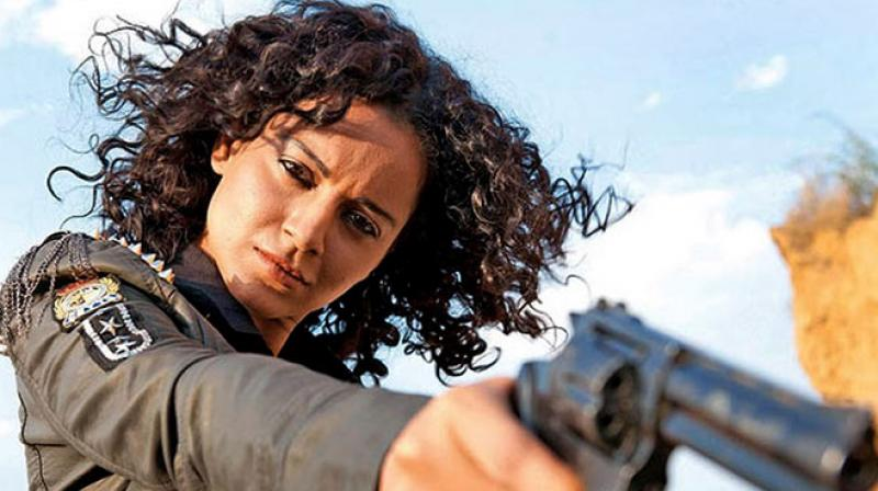 Kangana was last seen in much-hyped Simran which bombed at the box office.