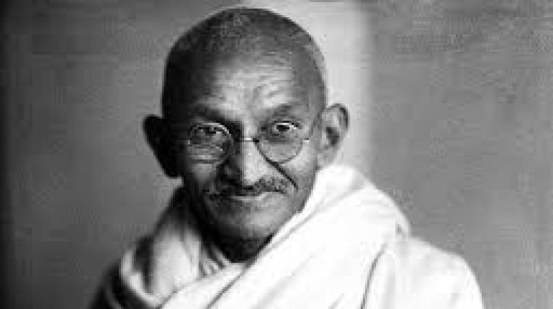 Mahatma Gandhi (Photo: File)