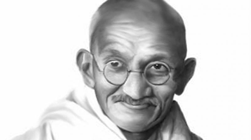 This is 148th birth anniversary of Mahatma Gandhi also being celebrated as International Non-Violence Day