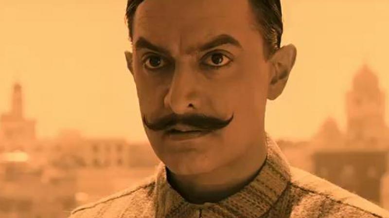 Aamir Khan in Rang De Basanti (2006)