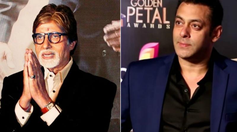 Amitabh Bachchan will be seen opposite Aamir Khan in Thugs Of Hindostan.
