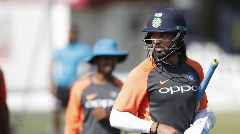Tamilnadu opener Murali Vijay endured a poor run in England, dropped