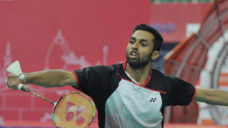 Ace Indian shuttler Prannoy Kumar was on Wednesday stunned by Jonatan Christie of Indonesia on the second day of the ongoing China Open at the Haixia Olympic Sports Center. (Photo: AFP)