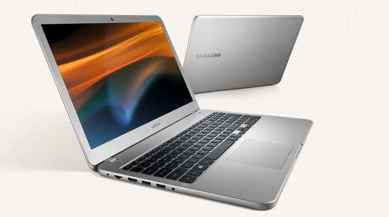 Samsung Notebook 5 laptop.