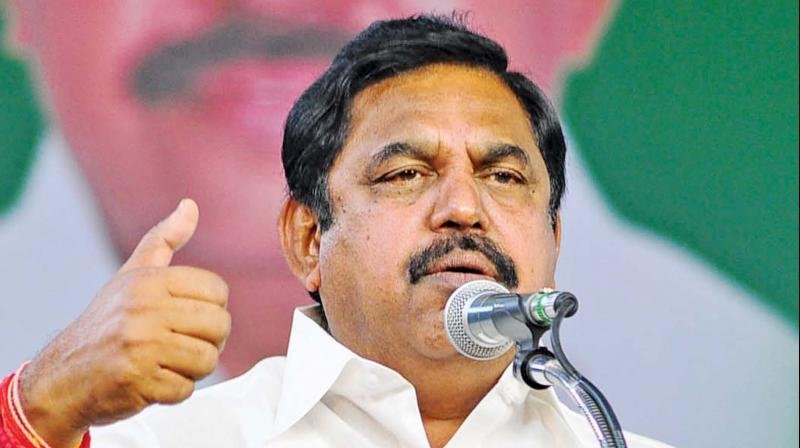 The Tamil Nadu Chief Minister urged the farmers to ensure effective water management through all canals and check dams.